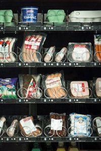Lebensmittelautomat für Mühlhausen