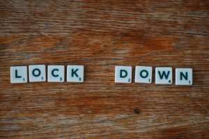 Teil-Lockdown