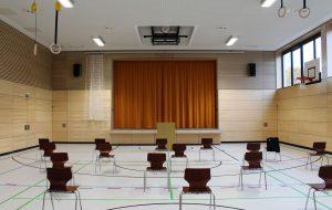 Schulturnhalle fertig saniert