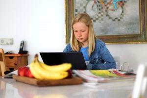 Ausstattung beim Homeschooling