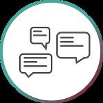 Kommunikation auf allen Ebenen